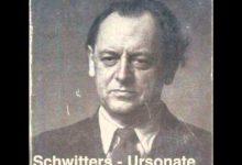 Kurt Schwitters - Ursonate (1932)